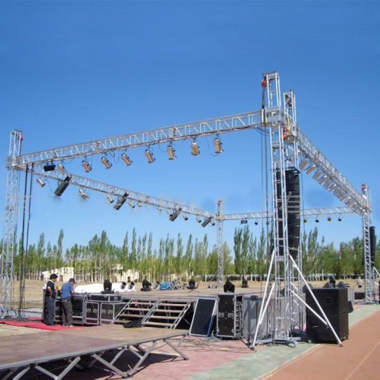 Aluminum Stage Frame Truss Structure