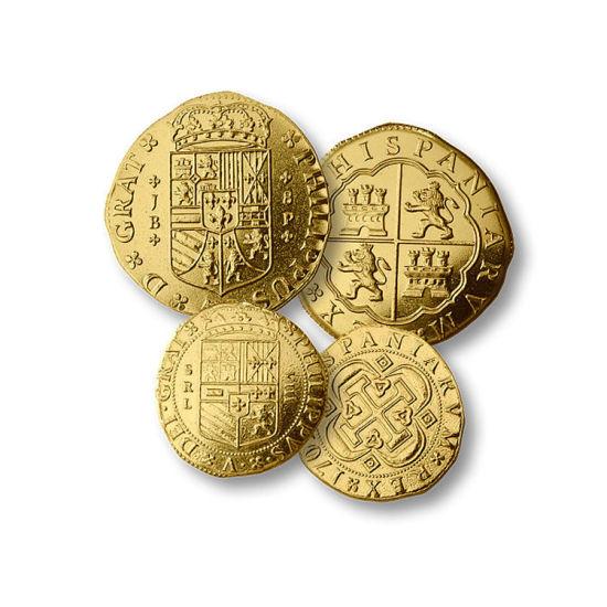 No Minimum Pirate Gold Silver Metal Custom Souvenir Coin Coins