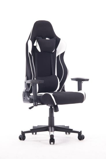 Sturdy Metal Frame and Swivel Office Gamer Racing Seat Computer Gaming E-Sport Chair