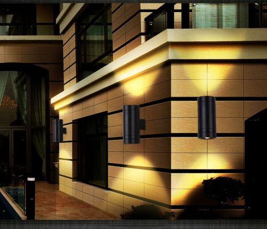 Up Down Lighting Outdoor 24w Led Wall