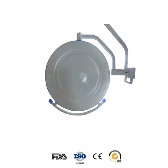 Surgical Equipment Double Dome LED Ceiling Light Shadowless Medical Lamp (700500 LED) pictures & photos