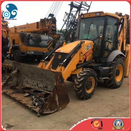 Used Construction Equipment Jcb 3cx Excavator Backhoe for Sale