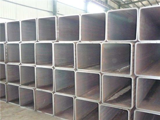 SS316 SS304 Hollow Section Stainless Steel Square Pipe
