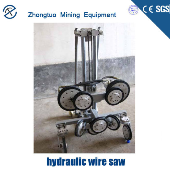 Diamond Wire Saw Concrete Cutting Tool for Marble Sawing Machine Zt05 pictures & photos