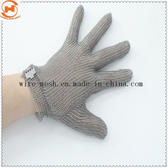 Stainless Steel Working Safety Gloves