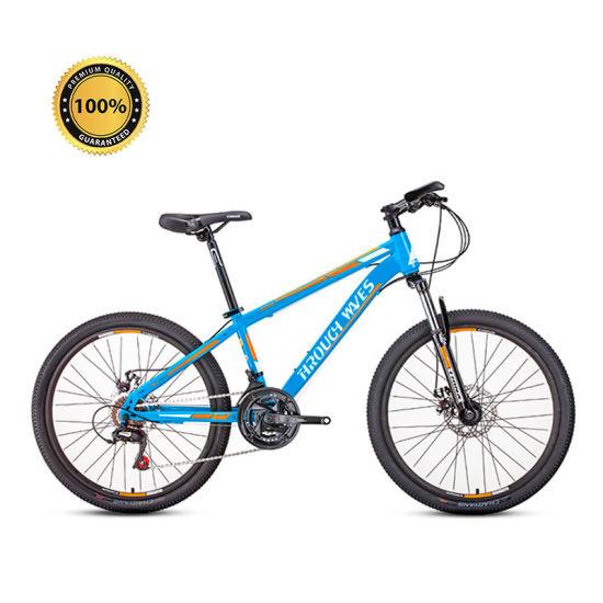 24 Aluminum Alloy Frame Bike Bicycle Fat Tire 24*1.95cm