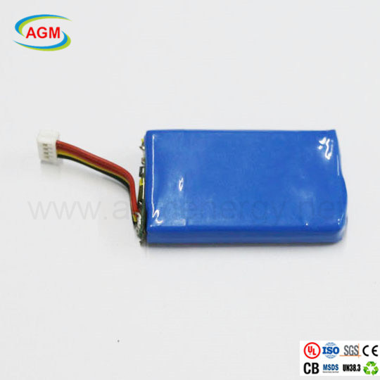 Pl443048 2series Battery Pack 500mAh 7.4V 3.7wh Lithium Battery Pack