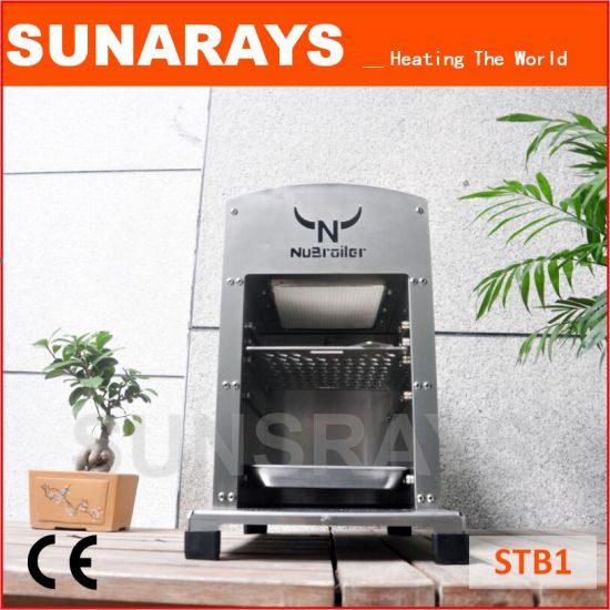 Garden BBQ Grill Smokeless Gas Freestanding Grill Smokeless Infrared Grills Gas Griddle pictures & photos