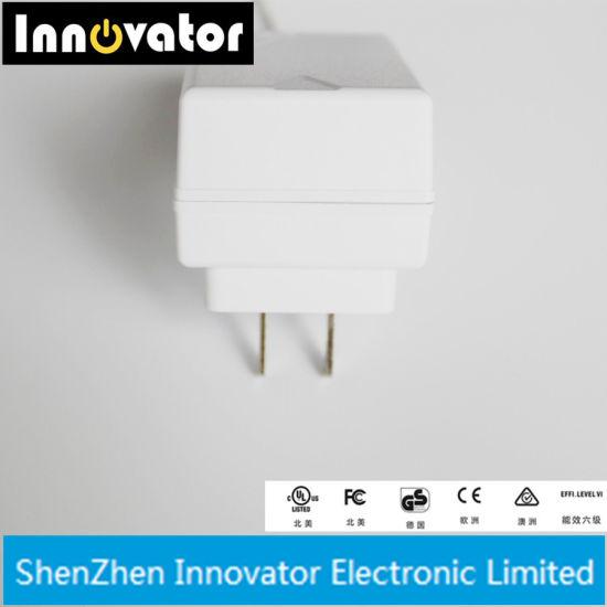 24V 0.625A 15W White Economic AC DC Power Adapter