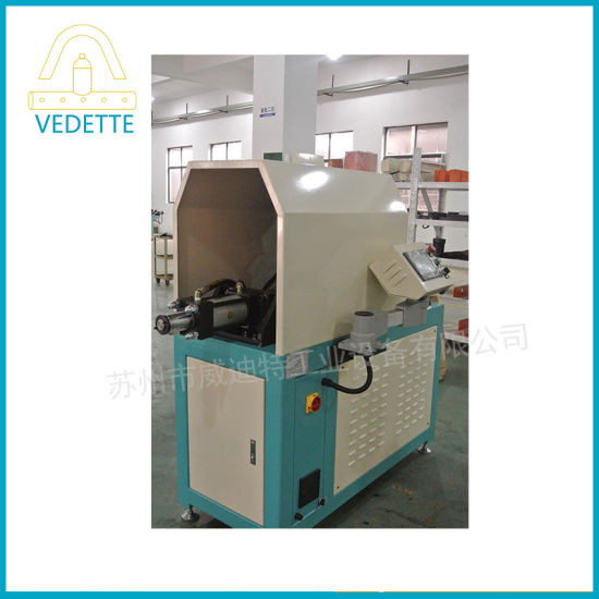 Air Conditioning Radiator Copper Tube End Forming Machine