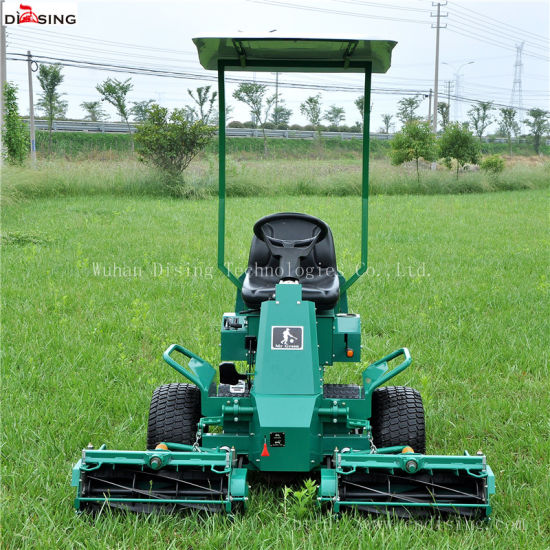 China Golf Fairway Special Using Riding Green Mower Mg1500RM