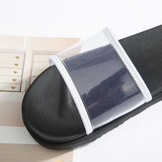 6531382aec09d Shikeqi China Manufacturers Clear Slide Sandal for Women Plastic Slipper