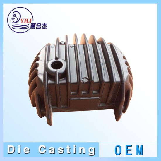 Professional OEM Aluminum Alloy LED Lighting Parts by Die Casting in China