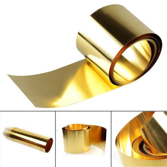 High Precision Brass Foil C27000 for Advanced Industrial Representative
