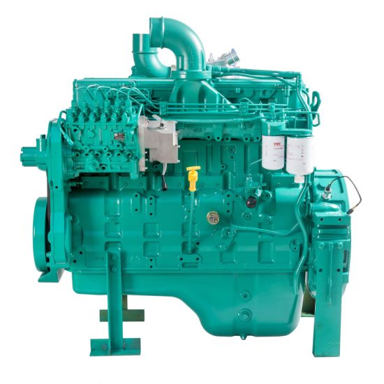 Water Cooled 6 Cylinder Kt6ltaa8.9-G2 Cummins Diesel Engine