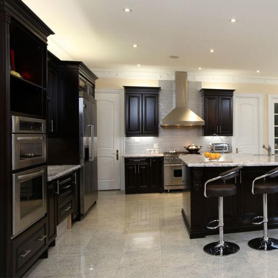 Amazing Solid Wood Espresso Shaker Kitchen Cabinets Download Free Architecture Designs Jebrpmadebymaigaardcom