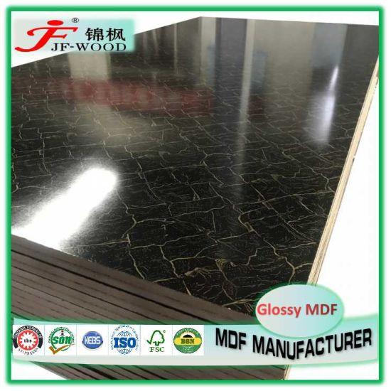 SGS Fsc SGS High Glossy Melamine MDF