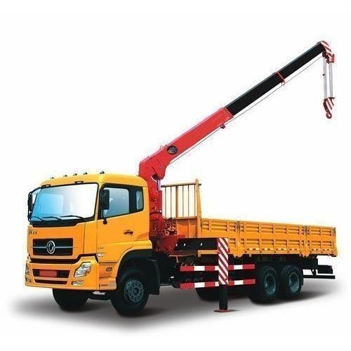 5 Ton Hydraulic Equipment Truck Crane