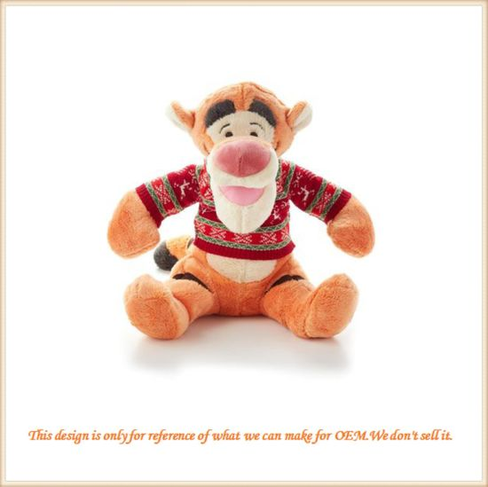 The Pooh Tiger Plush Stuffed Toys Animal Children Gifts