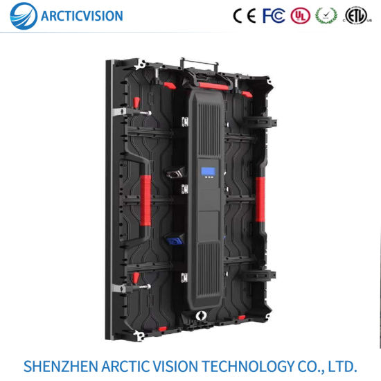 Front End Maintenance P2.9 P3.9 P4.8 5.9 Outdoor Weatherproof Design Advanced Curve Locking System Commercial Leasing Intelligent LED Advertising Display