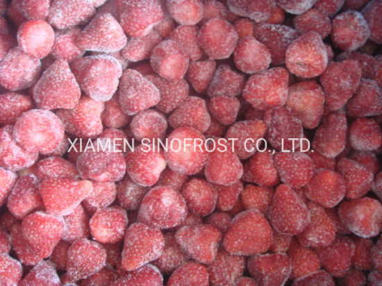 Frozen Whole Strawberry, Small Size, 15-25mm Grade a, Frozen Whole Strawberries, IQF Strawberries Wholes, American No. 13/Honey/Sweet Charlie/R7/99