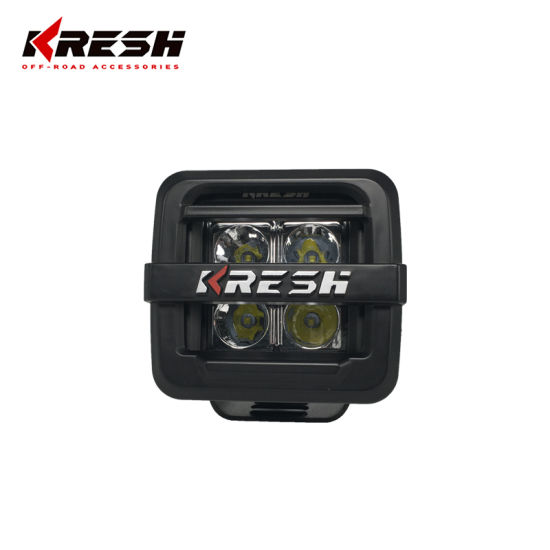 Kresh 4X4 Accessories 5D LED Spotlight for Jeep Wrangler Jl