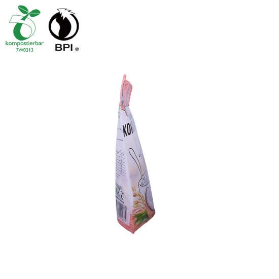 Biodegradable Compostable Plastic Ziplock Bags Manufacturing