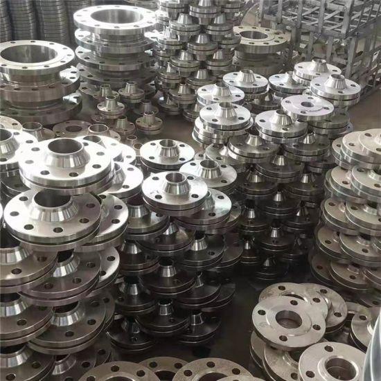 Wholesale Price Carbon/ Stainless Steel 304 Class 150lbs Lap Joint Pipe Flanges
