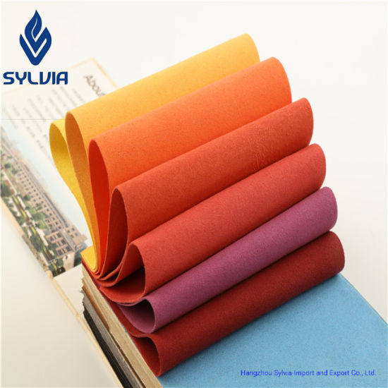 Synthetic Leather Microfiber Suede