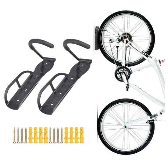Wall Mount Bike Hanging Rack Bicycle Display Hook Garage Storage Hanger Hook Q