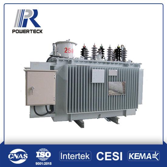 24kv Automatic Rvr-3 Step Voltage Regulator