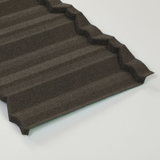 China Nigeria Classic Stone Coated Metal Roofing Tiles First Class Roofing Materials China Stone Coated Metal Roofing Tile Metal Roofing Tiles