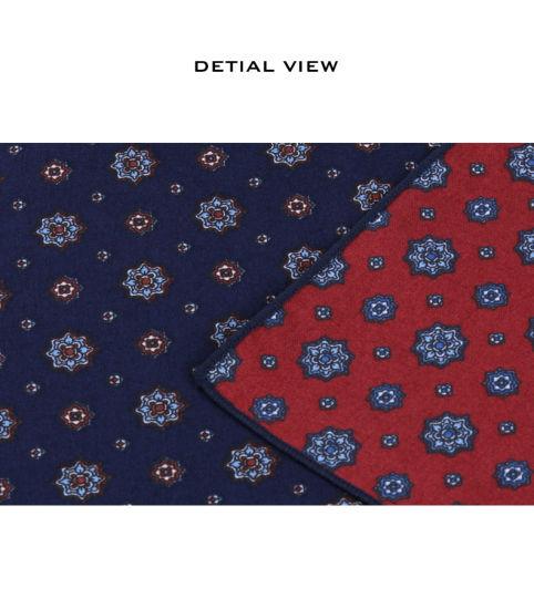 Digital Printing Custom Design Cotton Handkerchief