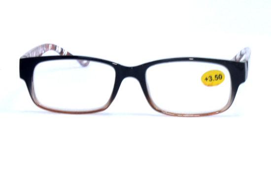 Raymio Cheap Multicolor Big Frame Plastic Reading Glasses FDA Ce