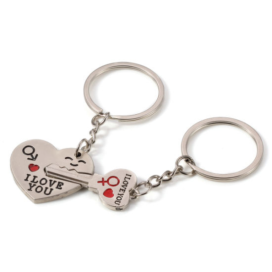 Wholesale Hot Sale Custom Pubg Keychain Couple Keychain