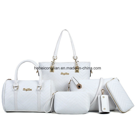 49938e6636 Alibaba Taobao Ins Combination Bag Angelina Chwalek Fashionable Designer Tote  Ladies Handbag