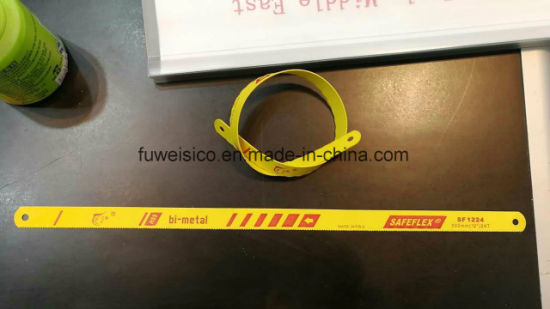 "Flexible HSS M2 Bimetal Hacksaw Blade 12""X1/2""X24t, 18t, 32t pictures & photos"