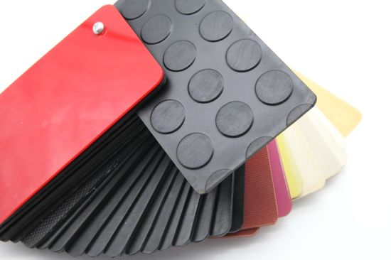High Quality Cr Heat Resistant Rubber Gasket pictures & photos