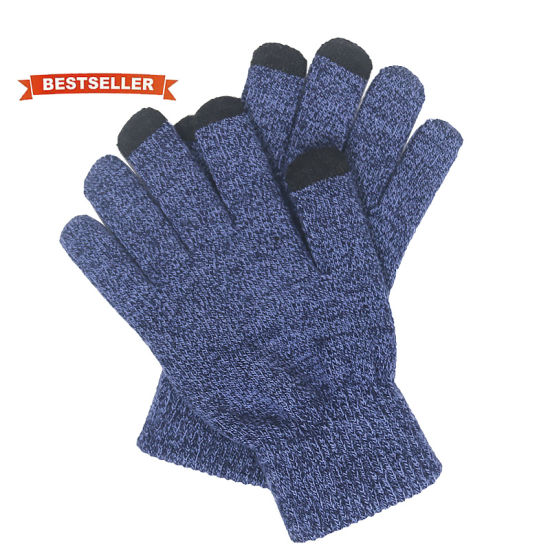Winter Thick Skid Outdoor Climbing Cycling Hand Gloves Manufacturers in China