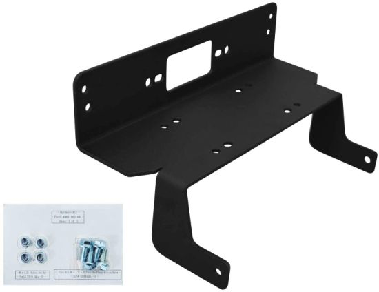 Heavy Duty Winch Mounting Plate for Polaris Ranger Midsize 570 / Crew pictures & photos