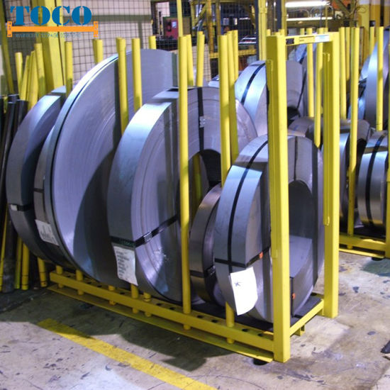 Hot Rolled Steel Coil Storage Rack