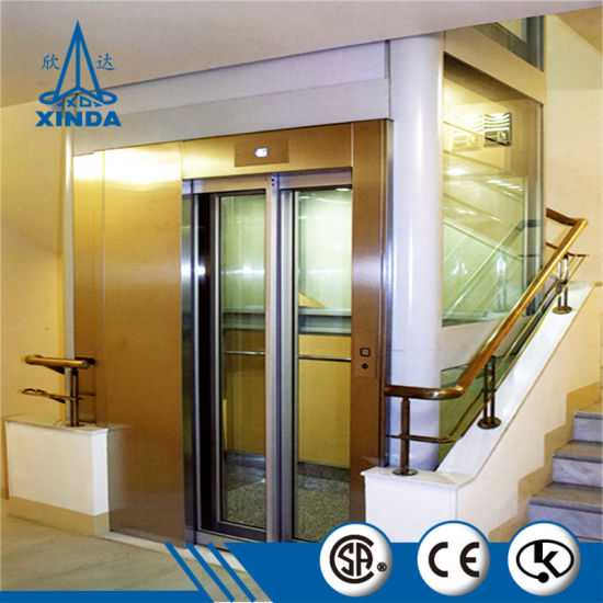 China Residential Automobil Cheap Home Lifts Elevator China Lifts
