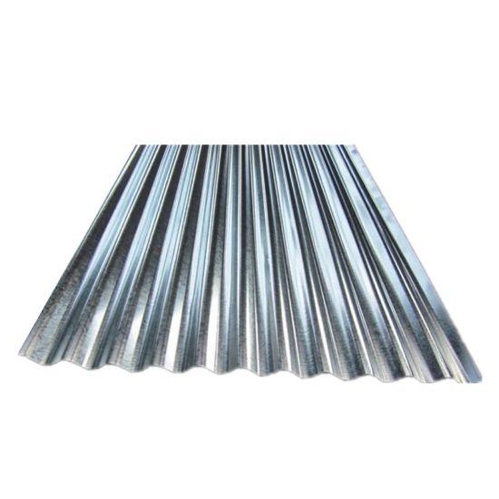 Building Material Az150 Galvalume Alu-Zinc Corrugated Roofing Sheet