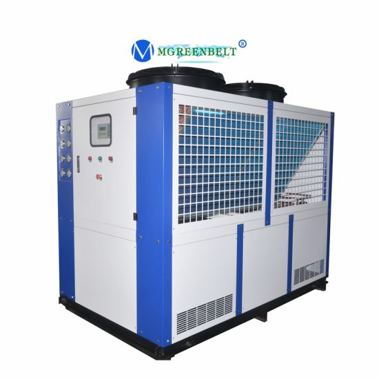 40 HP Glycol Chiller with Copeland Compressor with R410A Refrigerant for Beer Cooling System Brewery