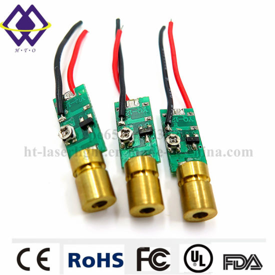 Factory Price Strong Module 8mm 9mm 635mm 650mm 660nm Red Fiber Coupled Laser Module pictures & photos