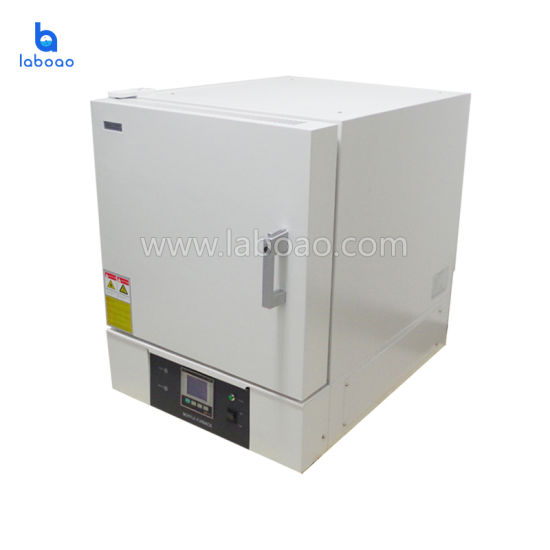 1200 C Vertical Small Electric Lab Furnace Benchtop Muffle Furnace
