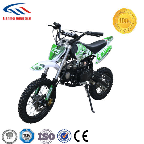 2018 New Model 125cc Dirt Bike Cheap for Sale