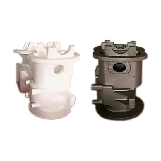 OEM ODM High Precision Stainless Steel Cast Iron Lost Foam Sand Casting Parts for Construction Machinery
