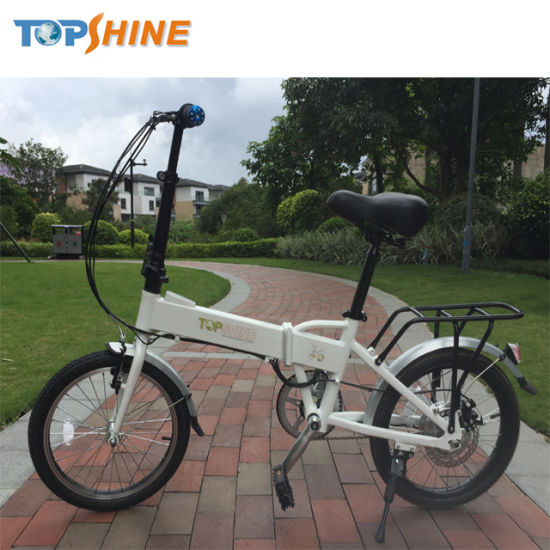 2018 Newest Type of Foldable Multifunctional E-Bike Sells Cheapest Price pictures & photos