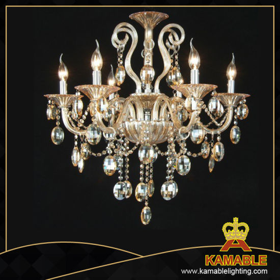 China amber crystal chandelier lights kd8005 6 china chandelier amber crystal chandelier lights kd8005 6 aloadofball Image collections